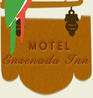 Ensenada Hotels - Ensenada Motel - Ensenada Lodging - Ensenada Inn Motel - Ensenada Baja California Motel